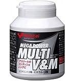 【健康体力研究所 (Kentai)】 メガパワーマルチ ビタミン&ミネラル 150粒