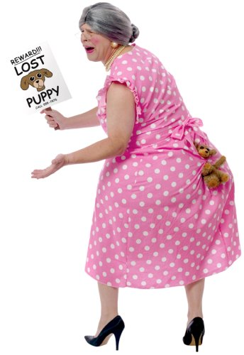 Fun World Womens Lost Puppy Humorous Costume