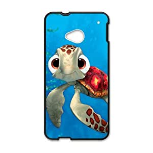 Happy Lovely underwater tortoise Cell Phone Case for HTC One M7