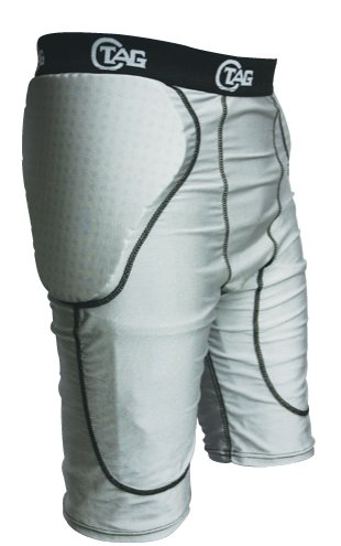 TAG Adult 3-Pad Integrated Girdle – DiZiSports Store