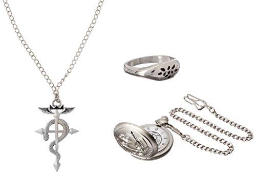 OliaDesign Fullmetal Alchemist Pocket Necklace