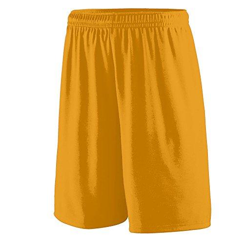 Augusta Sportswear Boys' Training Short S Gold ()