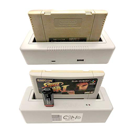 C2M -Classic 2 Magic Adapter for SNES Mini & NES MINI [Play original SNES  Cartridges on the SNES MINI retro console],,C2M-Classic Original Game Carts