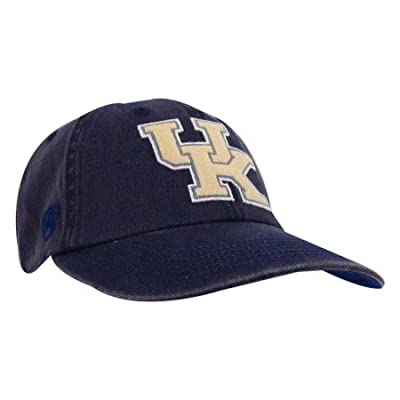 Kentucky Wildcats Dispatch Blue One Fit Hat from Top of the World