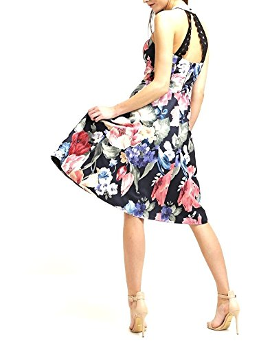 black MISS S Freizeitkleid SELFRIDGE Gr qA4Rqa0n