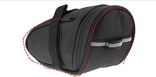 Onedayshop Waterproof Outdoor Cycling Mountain Bike Bicycle Saddle Bag Tail Bag Bike Pouch Seat Bag Bike Seat Packs