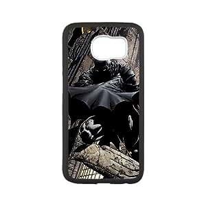 Batman Comic Samsung Galaxy S6 Cell Phone Case Black persent xxy002_6874656