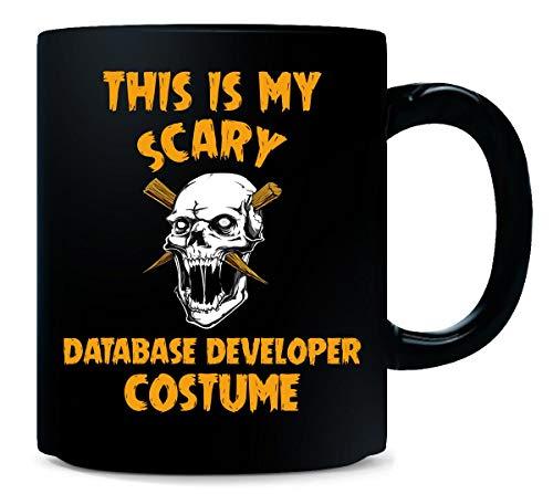This Is My Scary Database Developer Costume Halloween Gift - Mug -