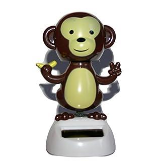 OTC Solar Powered Dancing Monkey