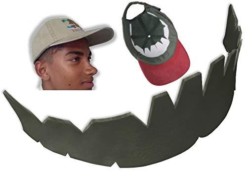 0cdf356eddae30 2Pk. Baseball Caps Wrap-Around Crown Inserts| Hat Shaper| Washing Aide &