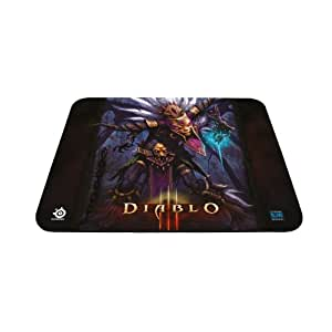 SteelSeries QcK Diablo III Gaming Mouse Pad - Witch Doctor Edition