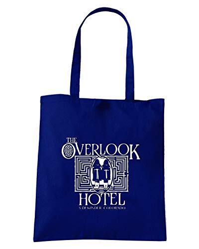 Shopper 26 HOTEL 2014 Borsa Navy 04 OVERLOOK FUN0097 Blu dPwzxXZ