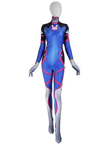 Ourworth D Va Costume Overwatch Cosplay product image