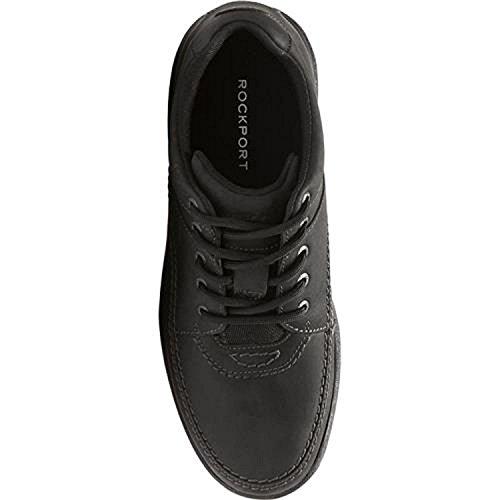 Nubuck Wt à Rockport Oil Black homme lacets Classic Chaussures d8vxn6RxBw