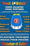 Image of Boxer Adhesives Peel and Stick Vinyl Plastic Pool Patch