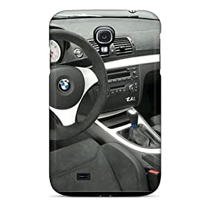 Hot ZXa5401gXTn Bmw Concept 1 Series Dashboard Tpu Case Cover Compatible With Galaxy S4