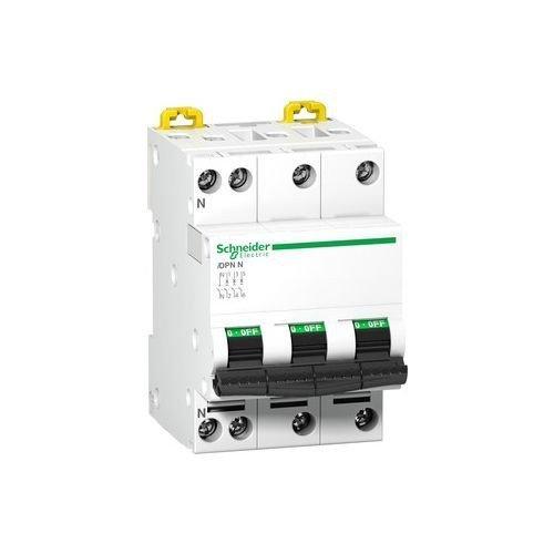 3P+N 25A C-Charakteristik Schneider A9N21599 Leitungsschutzschalter Idpn