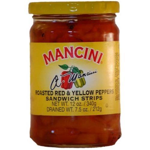 Mancini Pepper Strips Red