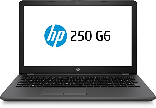 HP 2RC10PA 250 G6 15.6-inch Notebook (Intel Core i5-7200U 7th Gen 2.50 GHz/4GB/1TB/2GB Graphics/DOS), Black