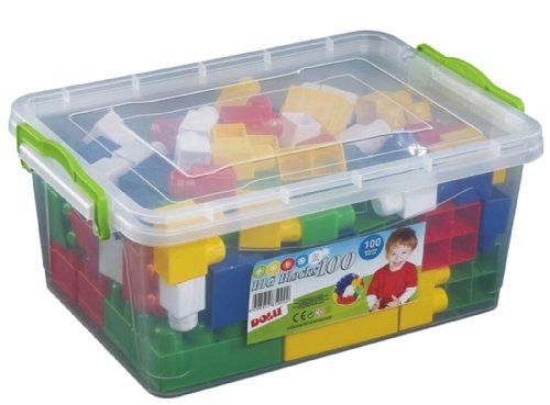 Dolu Big Colour Stacking?blocks In Plastic