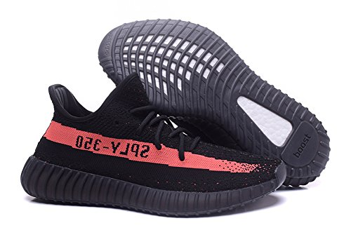 Adidas Yeezy 350 Boost V2 red and black AM78