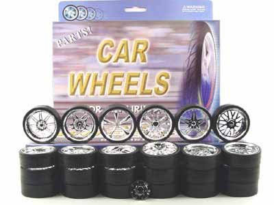 Buy Collectable Diecast Replacement Rims For 1/18 Scale Cars