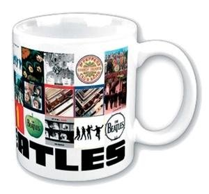 EMI - The Beatles Mug Chronology