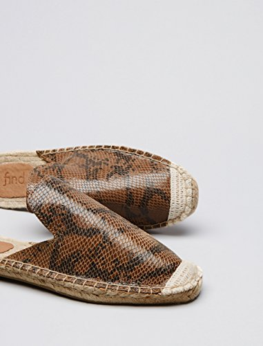 Mules Multicoloresnake Find Femme Espadrilles Chaussons rdBWoexC