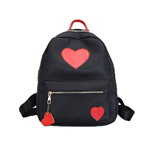 (Clearance Backpack Travel Bags,Rakkiss Women Schoolbag Back Pack Leisure School Girls Double Shoulder Bag Backpack)