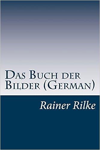 Das Buch der Bilder (German) (German Edition)
