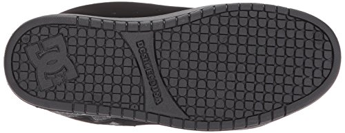 Sneaker DC SHOE Uomo Bhe Shoes GRAFFIK COURT Black qnn56C