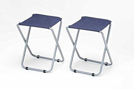 Nuovo sgabelli da campeggio pieghevole con sedile in tessuto