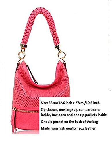 Grey Bag Ash CW150906 LeahWard Women's Style Tote Bags Shoulder Soft For Handbags Shoulder Bag Fashion Her gOqOZfa