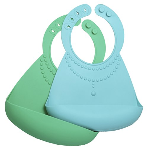 Waterproof Silicone Catcher Pocket Toddler