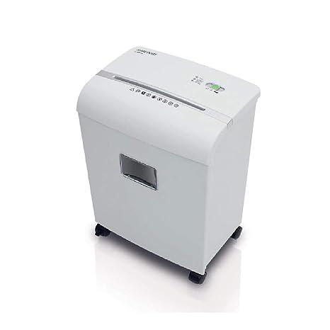 SHREDCAT 8260CC 4x 40 mm Partikelschnitt-Aktenvernichter Shredder mit Lenkrollen