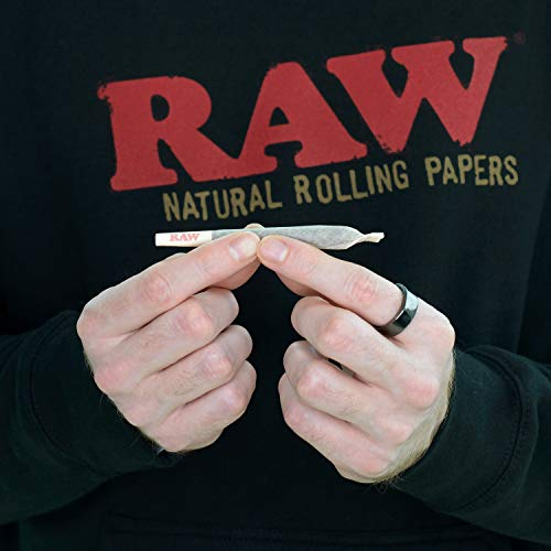 RAW Pre Rolled Cones 98 Special: 100 Pack |Rolling Papers with Filter Tips | Clean & Slow Burning RAW Cone | Bonus Doob Tube Included by Raw, The Green Blazer (Image #4)