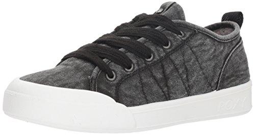 Roxy Women's Thalia Shoe Sneaker, Black, 11 Medium US ()