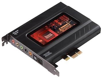 Creative Labs Sound Blaster Recon3D Fatal1ty Professional PCI-E - Tarjeta de sonido (24 bit, ...