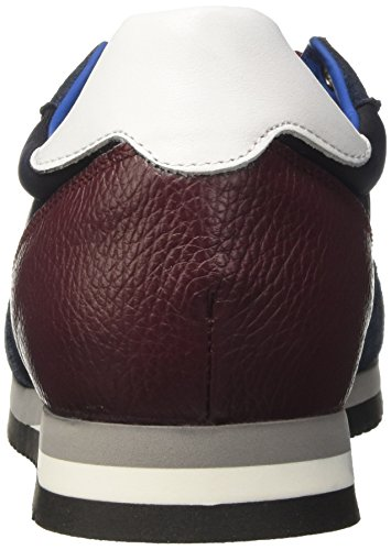 Collo Blu Sneaker D'acquasparta A Lorenzo Uomo Basso wCnPaq