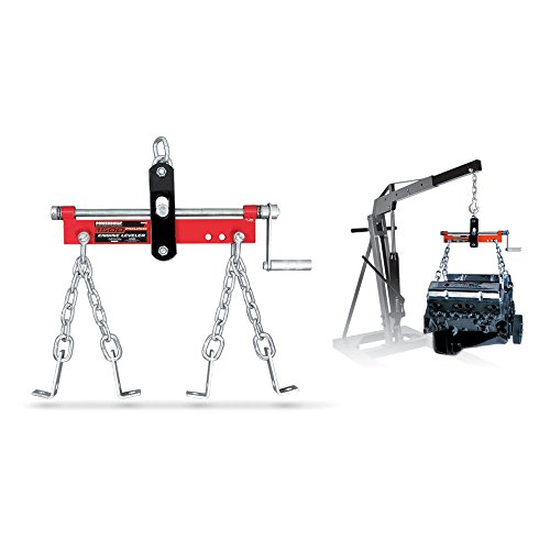 Powerbuilt 640470 3/4-Ton Engine Leveler with Handle by Powerbuilt (Image #1)
