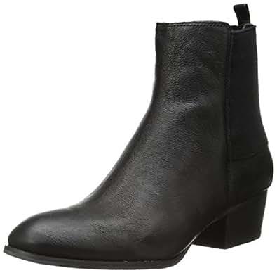 Nine West Women's Jerryrig Boot,Black/Black,11 M US