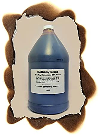 Image Unavailable. Image not available for. Color: RetailSource Bethany Blues Smoky Homemade BBQ Sauce ...