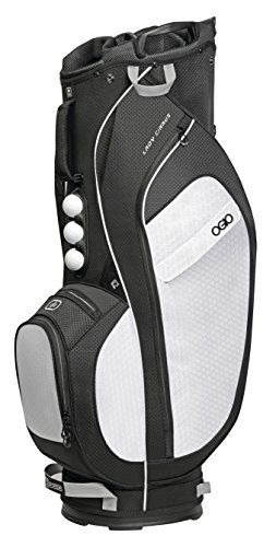 - OGIO 2018 Lady Cirrus Cart Bag, Black