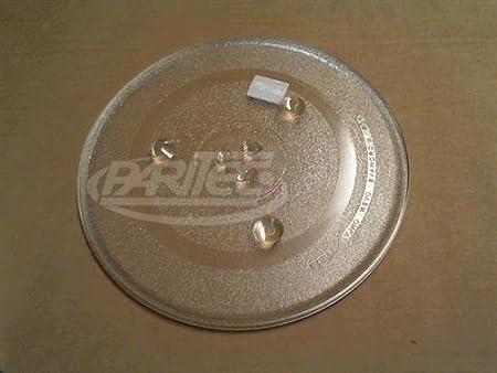 Plato Horno Microondas Panasonic Sanyo diámetro 31,5 3 puntas ...