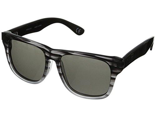 Neff Mens Thunder Polarized Sunglasses, Black Stripe, One Size Fits All ()