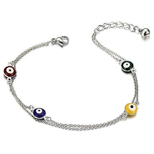 Eye Ankle Bracelet Anklet - 9