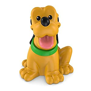 Fisher Price Little People Magic of Disney House Replacement Pluto Dog Figure