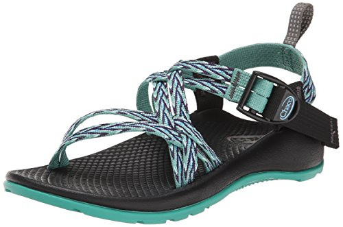 Chaco ZX1 Ecotread Kids Sport Sandal (Toddler/Little Kid/Big Kid), Dagger, 5 M US Big Kid (Cute Best Friend Lines)