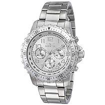 996aa2834229 Invicta 6620 Specialty Reloj para Hombre acero inoxidable Cuarzo Esfera  plata