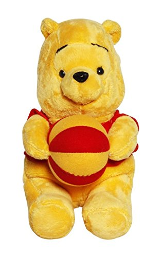 Disney MBE LWTP0011 Pooh with Ball 17 inch